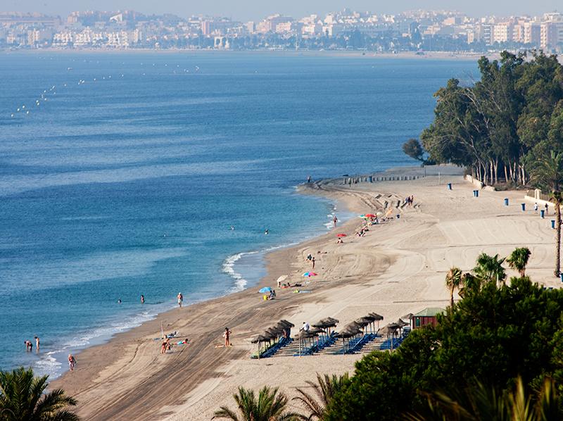 Spaniernes egen solkyst costa de almer a blog om bravo - Costa sol almeria ...